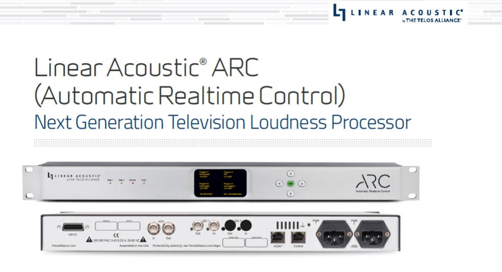 Excelencia-ARC Loudness Control