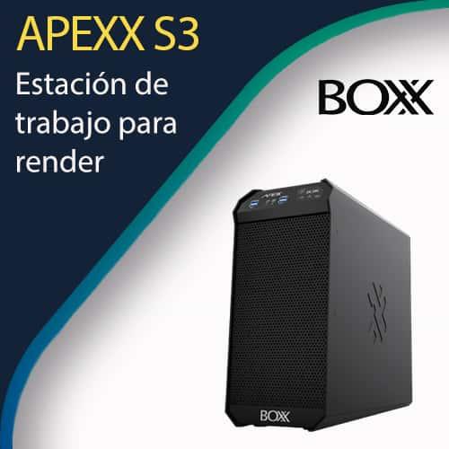 Apexx S3