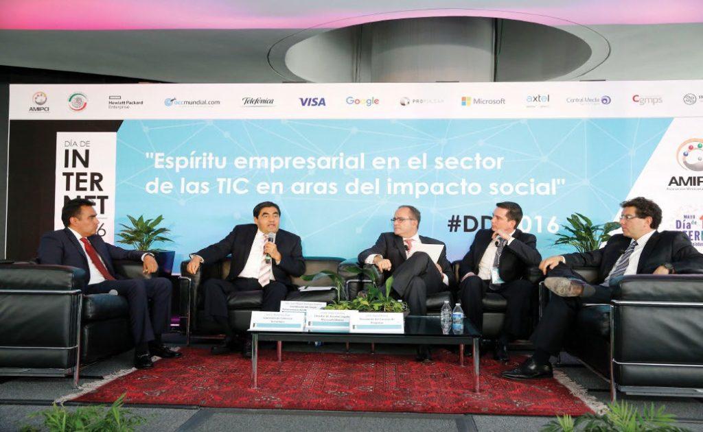 Virtual Corp Día del Internet