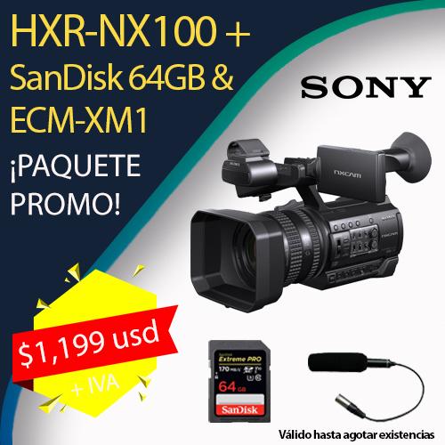 HXR-NX100 (4-carrusel promociones)