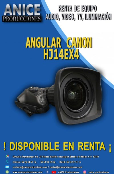 14 FLAYER LENTE ANGULAR