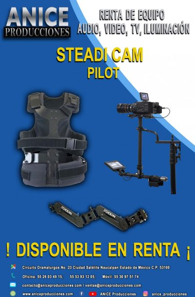 20 FLAYER STEADI CAM PILOT