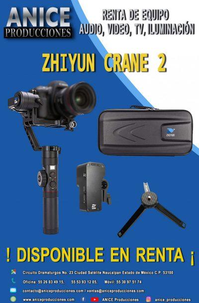 21 FLAYER ZHIYUN CRANE