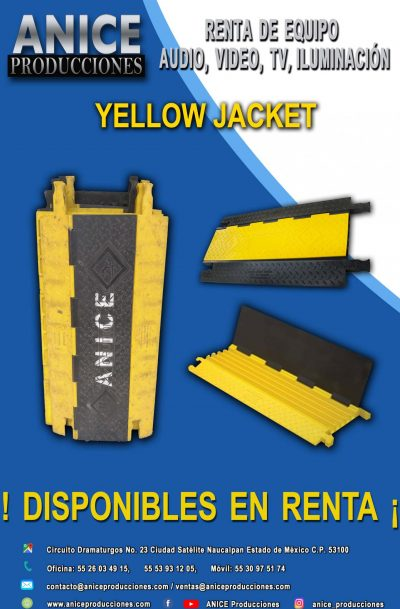 26 FLAYER YELLOW JACKETS