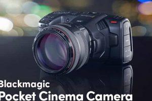 BLACKMAGIC pocket cinema camera FOTO CORTESÍA BLACKMAGIC DESIGN