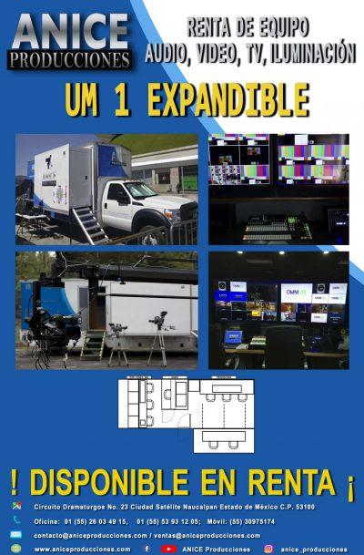 FLAYER UM1 EXPANDIBLE
