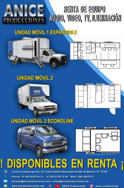 FLAYER UNIDADES MOVILES
